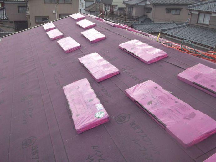 セメント瓦(S型)~軽量屋根材シングル その2